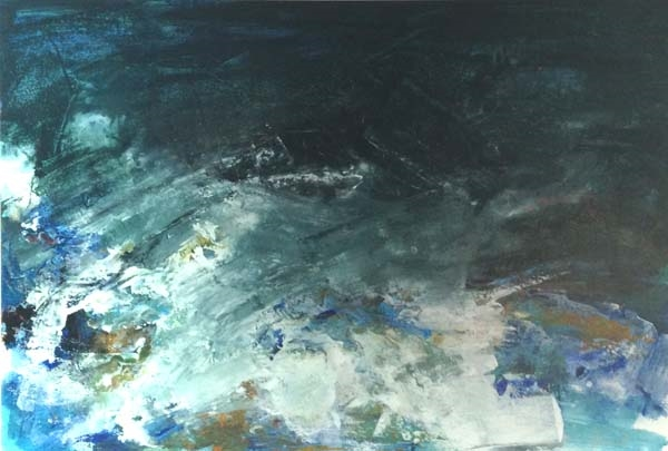 Carolyn Herbst, Torrent, Acrylic on Canvas.jpg
