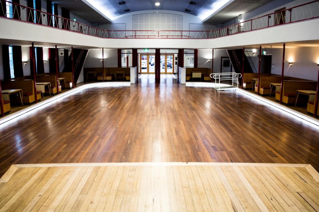 Burnside Ballroom City Of Burnside