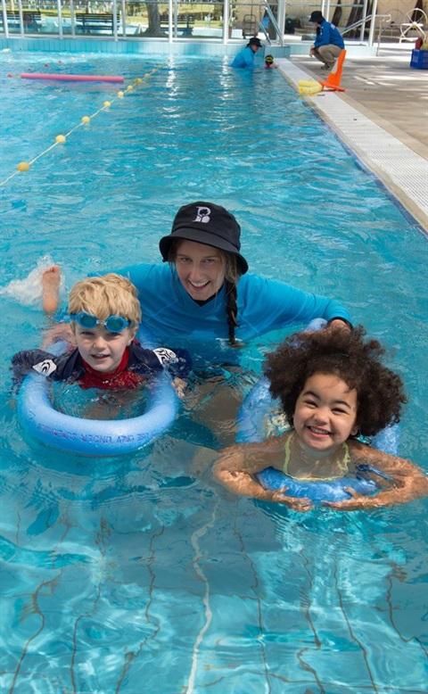 Swim School Parties City Of Burnside
