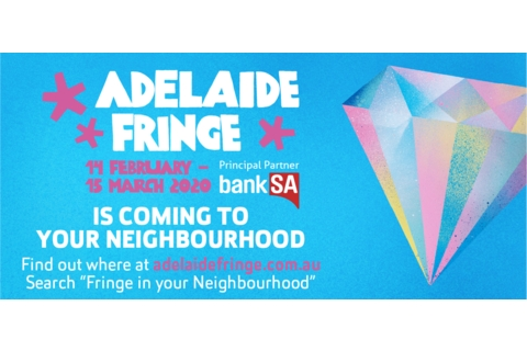 Fringe in Your Neighbourhood Banner